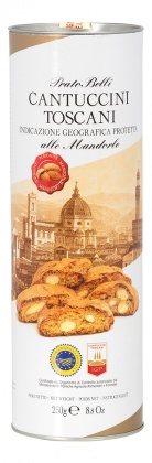 Cantuccini cilindro 250gr